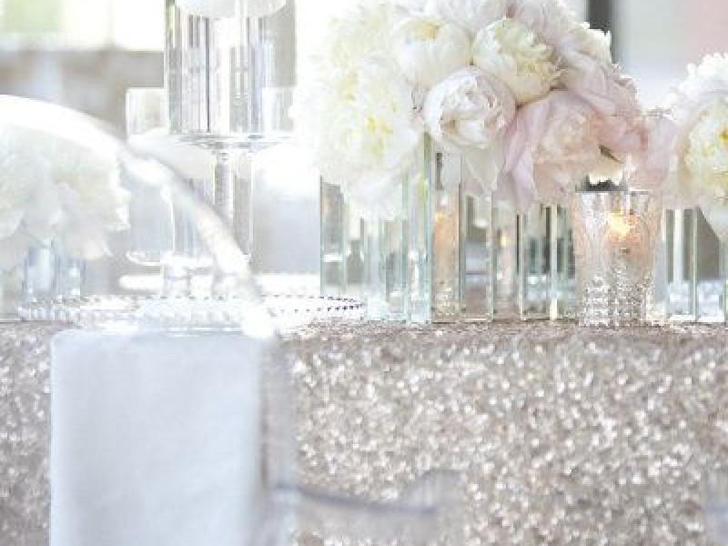Wedding Themes Glitz Glam Botanica Wedding Styles