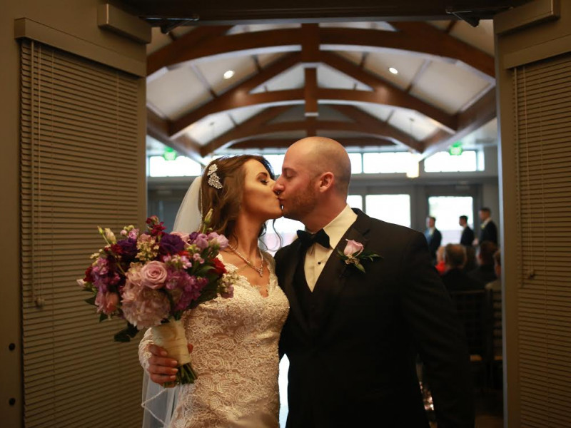 Lush Lavender Wedding in New Albany