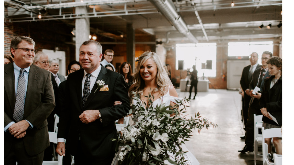 Natural & Earthy Wedding