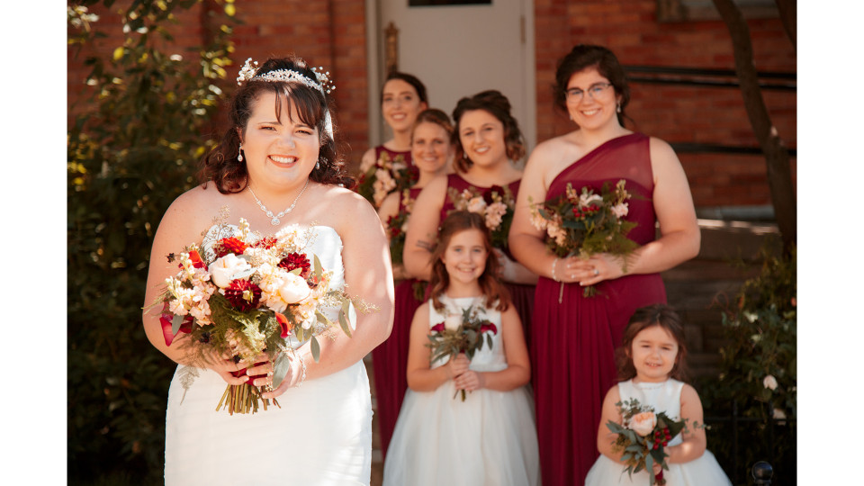 Wedding at Berwick Manor