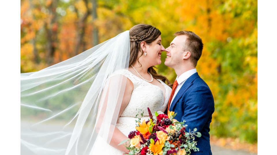 Bountiful Fall Wedding