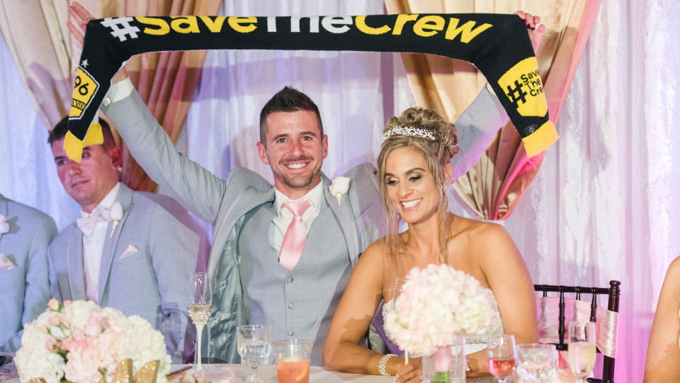 Save The Crew Wedding