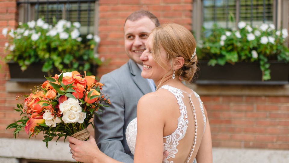 Citrus Boathouse Wedding