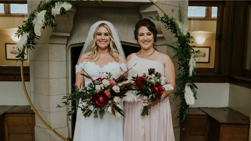 Vintage Vibes Wedding